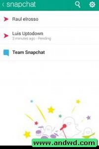 تحميل برنامج سناب شات Snapchat APK للاندرويد