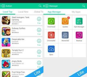 تطبيقات مجانية في 1Mobile-Market