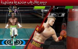 تحميل لعبة الملاكمة للاندرويد Real Boxing 2 ROCKY