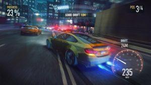 قود السيارات بسرعة هائلة في Need for Speed™ No Limits