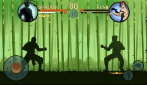 افضل لعبة قتال ومنافسة shadow-fight