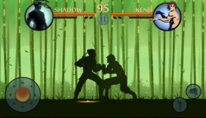 لعبة shadow fight