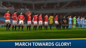 لعبة كرة قدم جديدة للموبايل Dream League Soccer