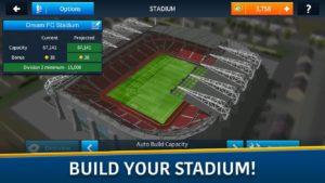 تحميل لعبة كرة قدم Dream League Soccer 2018 للاندرويد