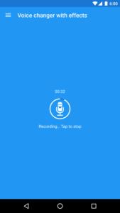 برنامج تغير الصوت للاندرويد