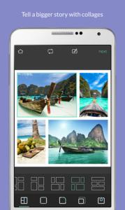 دمج الصور بصور وحده Pixlr – Free Photo Editor