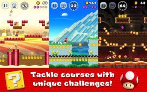 استمتع في لعبة Super Mario Run
