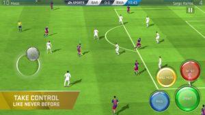 تحميل لعبة كرة القدم FIFA 2016 تنزيل فيفا 2016 برابط مباشر للاندرويد