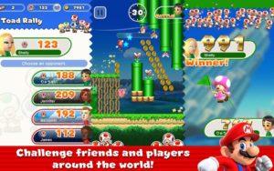 تحميل لعبة سوبر ماريو رن للاندرويد Super Mario Run 2018 مجانا