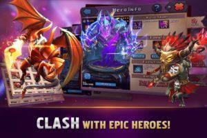 تحميل لعبة المغامرة Clash of Lords 2 APK لنظام اندرويد