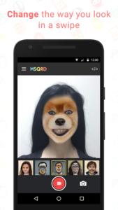 برنامج تعديل الصور MSQRD