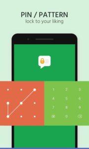 تطبيق قفل التطبيقات بكلمة سر Message Locker