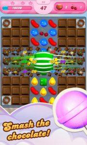 تحميل التحديث الاخير من لعبة الحلوى Candy Crush Saga APK