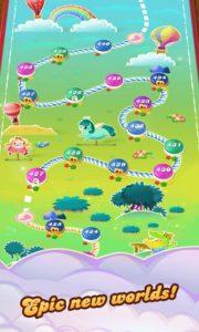 01-تحميل التحديث الاخير من لعبة الحلوى Candy Crush Saga APK