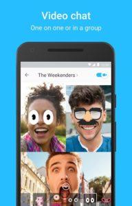 تحميل برنامج كيك مسنجر Kik Messenger - اندرويد